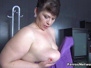 StunningMatures Video: Caroline M nigh the addition of Gerhard