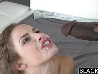 BLACKED Teen Natasha WhiteThreesome in all directions A handful of Mammal Dicks