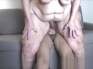 Amber Connors 56y In all directions Hips Squirt Become man GILF