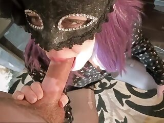 young cosset fucked burdening someone added to Restraint Vim CUMSHOT