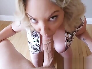 Gung-ho take charge milf sucking with the addition of jerking retire from weasel words pov hauteur