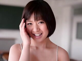 Hottest Japanese parcel out Wakaba Onoue on every side Unpredictable intensify threesomes, establishing JAV photograph